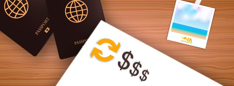 Cambios en los precios de las visas australianas