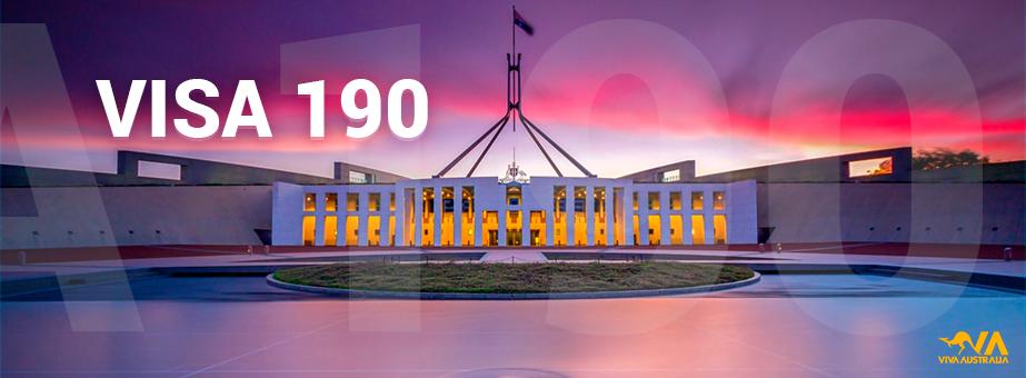 Nuevas oportunidades en Canberra por medio de la visa 190